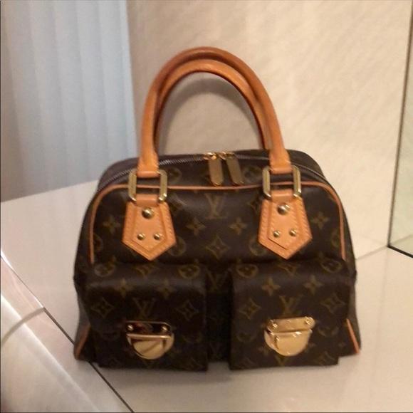 Louis Vuitton Handbags - Louis Vuitton monogram Manhattan PM bag